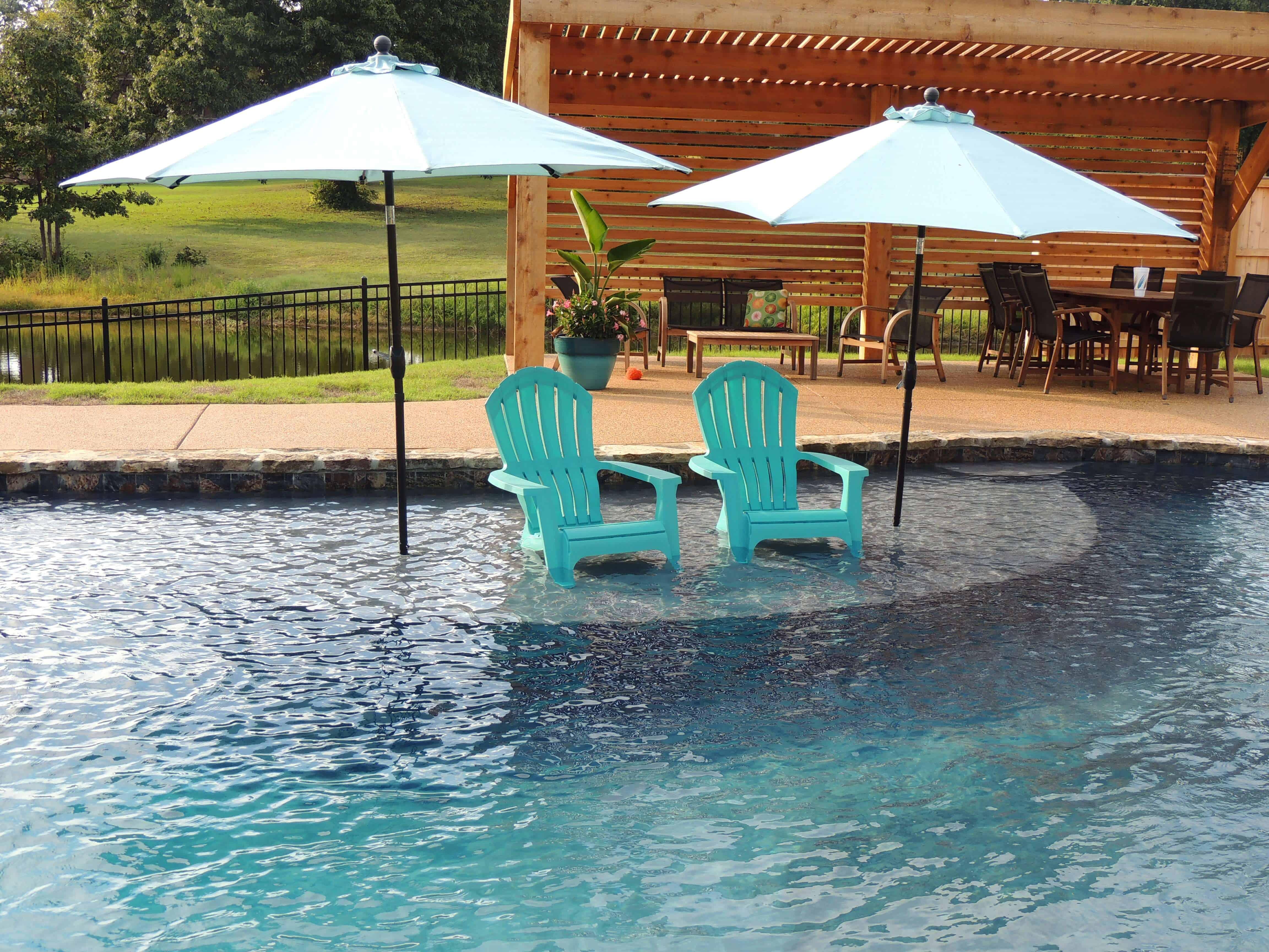 Mid South Pool Builders Germantown Memphis Swimming Pool