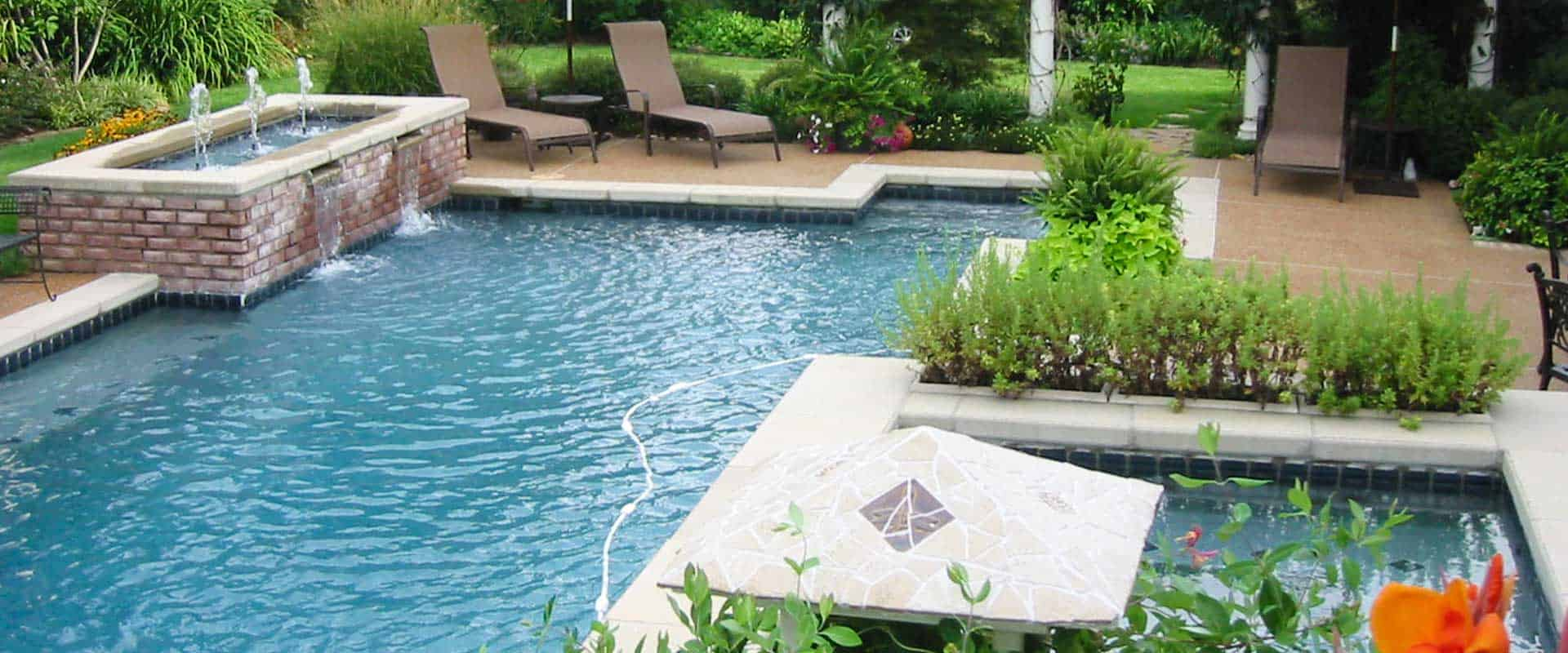 Mid south pool builders germantown memphis swimming pool - Swimming pool companies in memphis tn ...